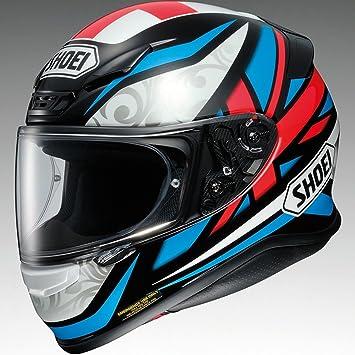 Nouveau casque de moto de Bradley de Shoei NXR