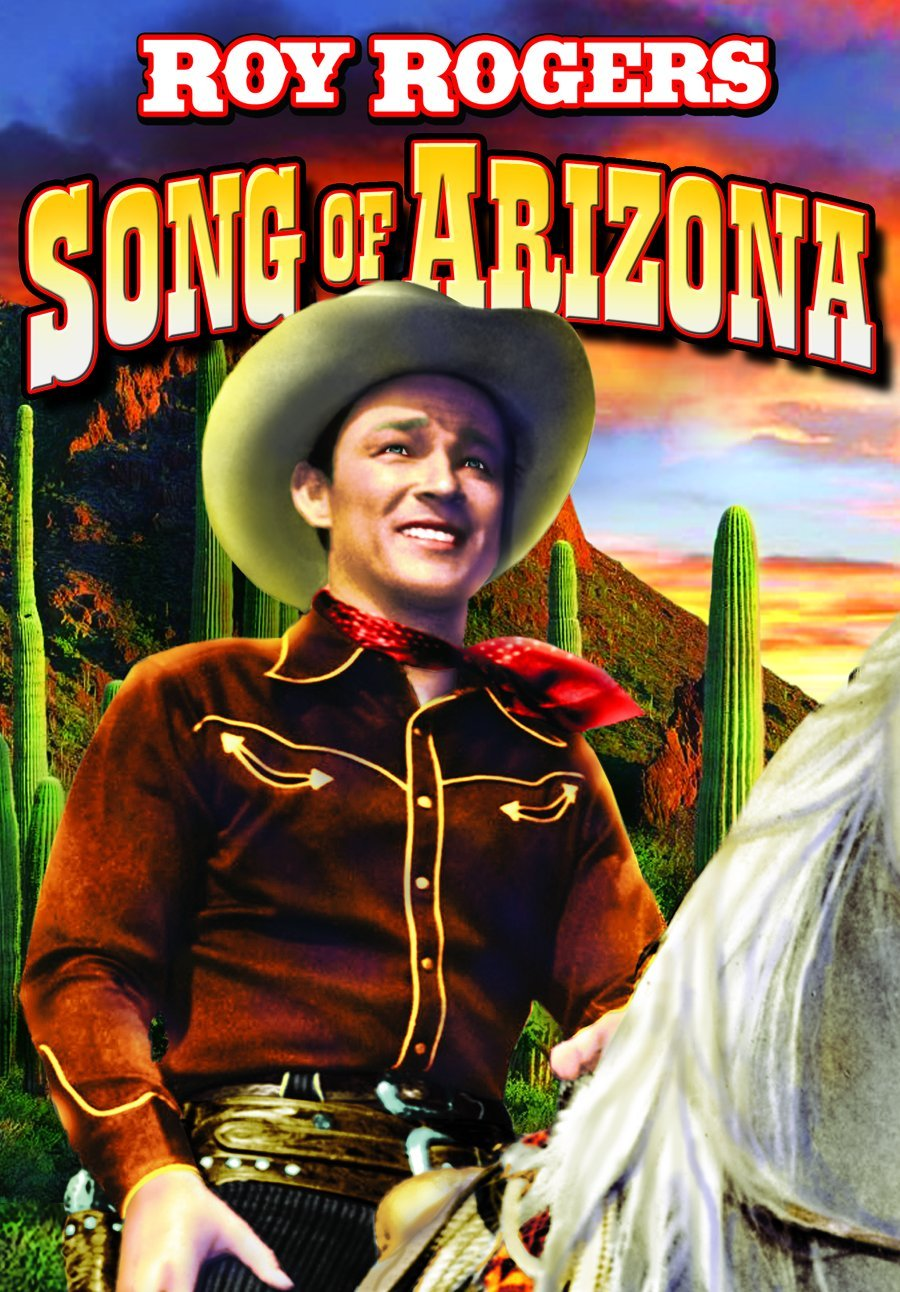 Song Of Arizona Cover