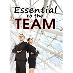 Essential to the Team - Employee Training & Awareness