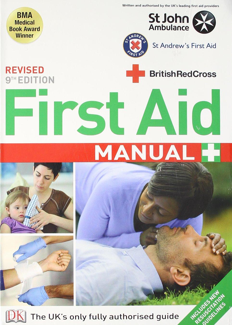 st john ambulance first aid manual pdf download