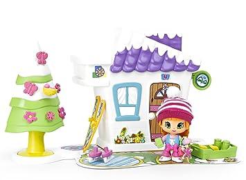 Pin'Y'Pon - 700010266 - Mini-Poupée - Les Mini Maisons sous la Neige