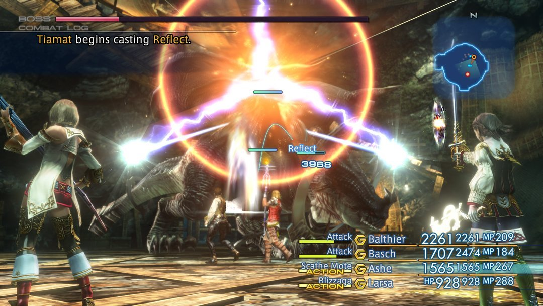 Final Fantasy XII: The Zodiac Age Announced For PS4 5