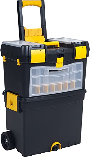 Stalwart Deluxe Mobile Workshop and ToolBox