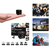 Ehomful Mini Secret Spy Camera, Wireless Gadget Gear, 1080P 30FPS Video Cam with Night Vision and Motion Detection