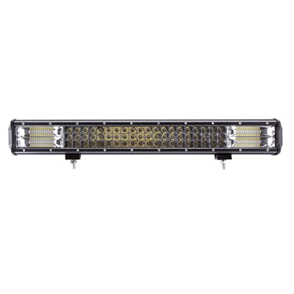 Led light bar glotech 22 324w 7d tri row led cree bar spot flood led light bar glotech 22 324w 7d tri row led cree bar spot flood aloadofball Gallery