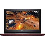 Dell Inspiron 15 7000 Series Gaming Edition 7567 15.6-Inch Full HD Screen Laptop - Intel Quad-Core i7-7700HQ, 256GB SSD + 1 TB HDD, 16GB DDR4 Memory, NVIDIA GTX 1050 4GB Graphics, Windows 10