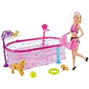 Barbie Puppy Swim School Pool