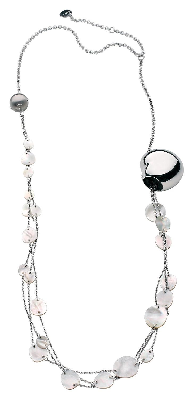 Breil Damen-Halskette Edelstahl TJ0894
