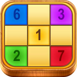 Sudoku Quest - Color Sudoku - Train Your Brain & Challenge Your Math Skills! - Free Numbers Game - Kindle Edition from HashCube Technologies Pvt Ltd