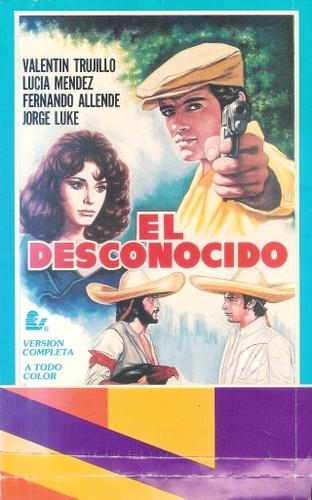 com: El Desconocido [VHS]: Valentin Trujillo, Lucia Mendez, Jorge Luke