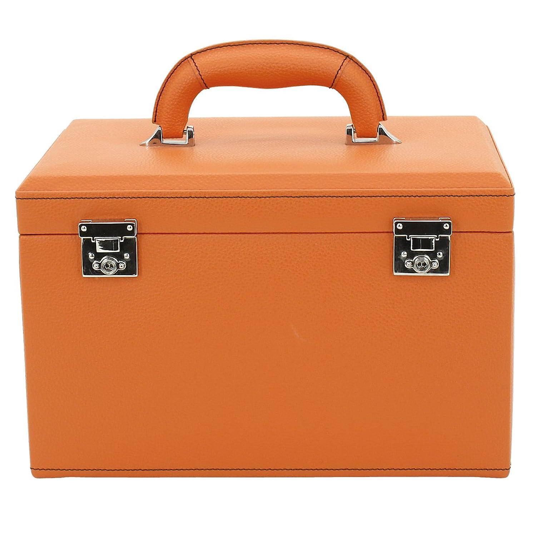 Friedrich|23 Damen-Schmuckkasten Modulo orange – 20042-3 als Weihnachtsgeschenk kaufen