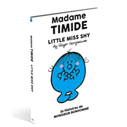 Little Miss Shy / Madame Timide // 26 Stories / Histoires De Monsiuer Bonhomme / Eng/Fre