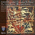 Parry: I was Glad & other choral works CD