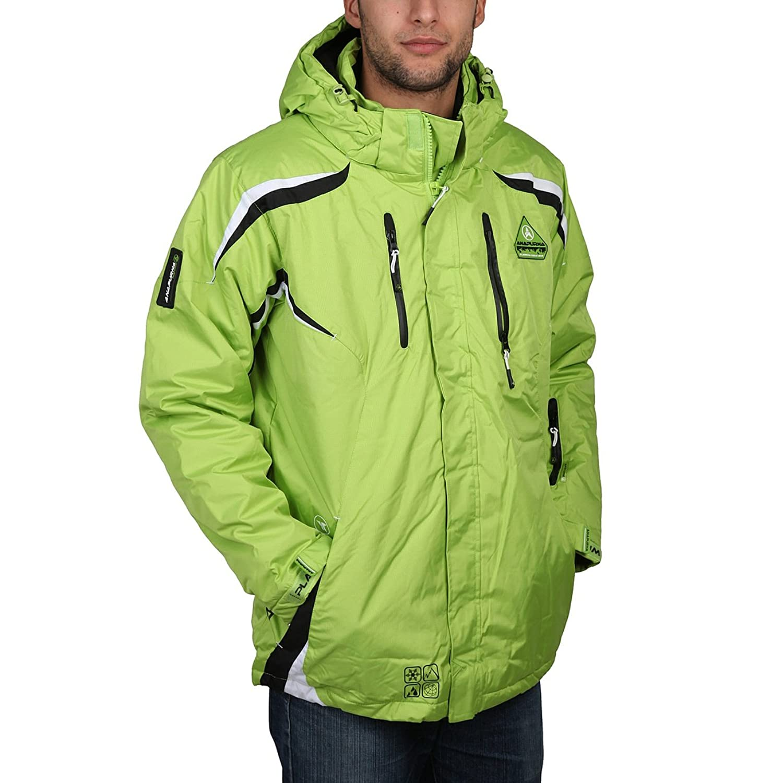 Geographical Norway ANAPURNA WESC Herren Parka Ski Jacket Winterjacke Snowboard Jacket Groesse S-2XL Schwarz, Blau, Rot, Gruen bestellen