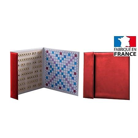 Scrabble magnétique format voyage / de poche Made in France (Bordeaux)