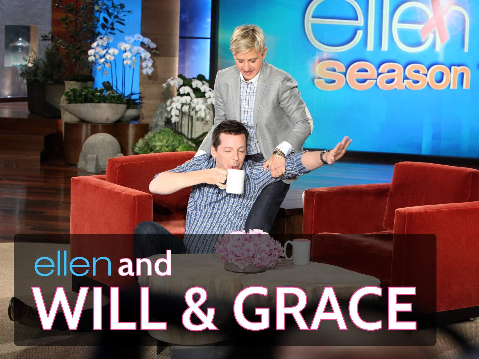 Ellen & Will & Grace