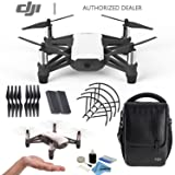 DJI Tello Quadcopter Drone 2 Pack Battery Kit, Powered by DJI (Tamaño: 2 Pack Battery Bundle)
