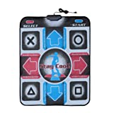 Dance Mat Dance Pad Non-Slip Dancing Blanket Dancing Step Pads to PC with USB