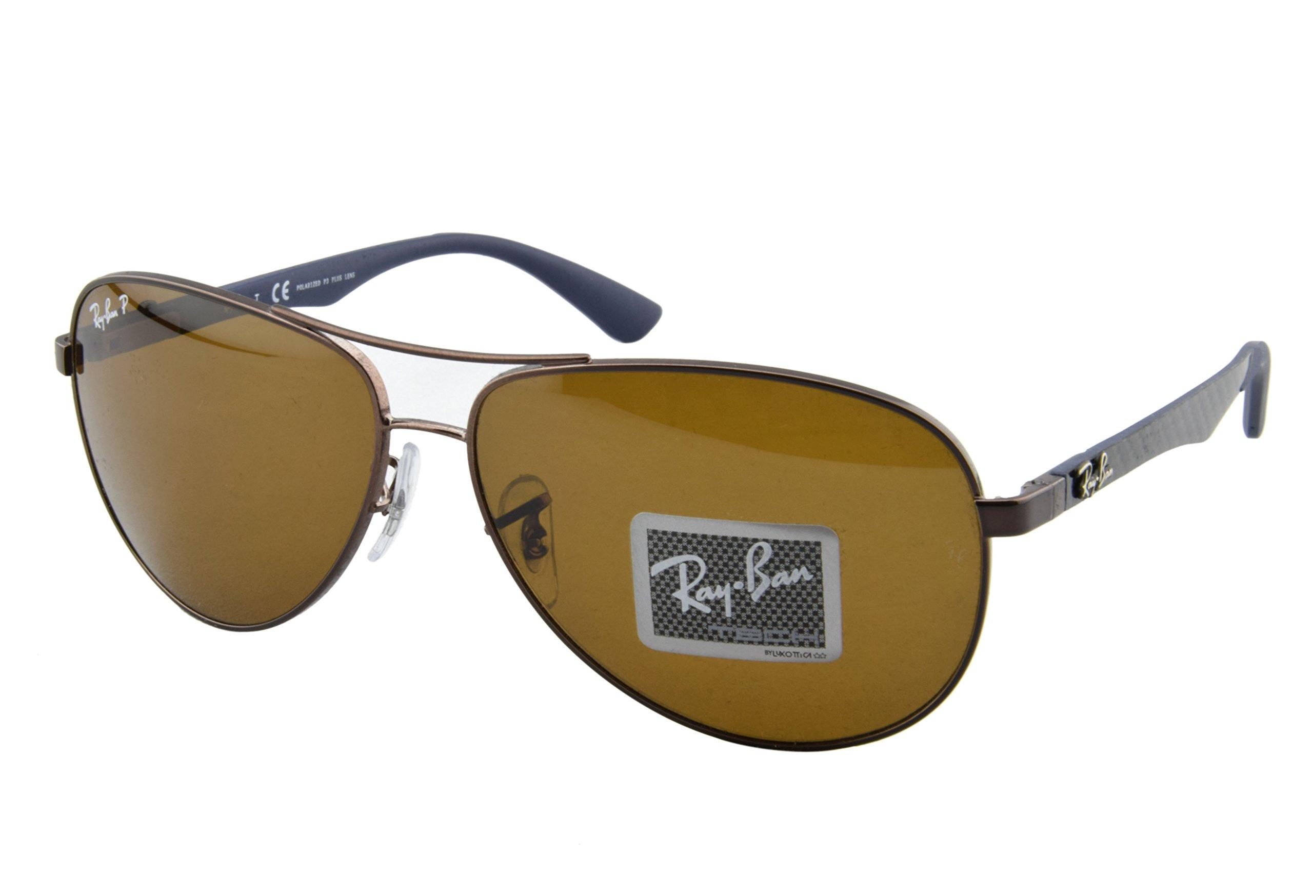 6462649efa Ray Ban Sunglasses Rb8310 Brown 014