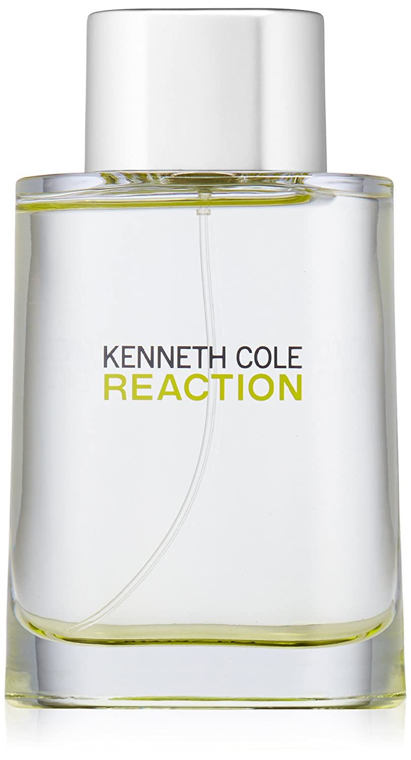 Kenneth Cole Reaction By Kenneth Cole For Men. Eau De Toilette Spray 3.4 Ounces