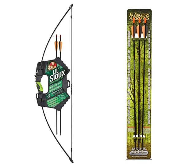 Barnett Lil' Sioux Archery Set Review