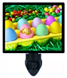 Easter Night Light - Easter Chick - Peep in Colored Egg