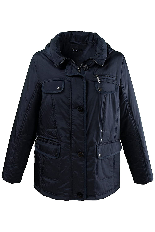 Ulla Popken Damen Jacke 701802 große Größen günstig