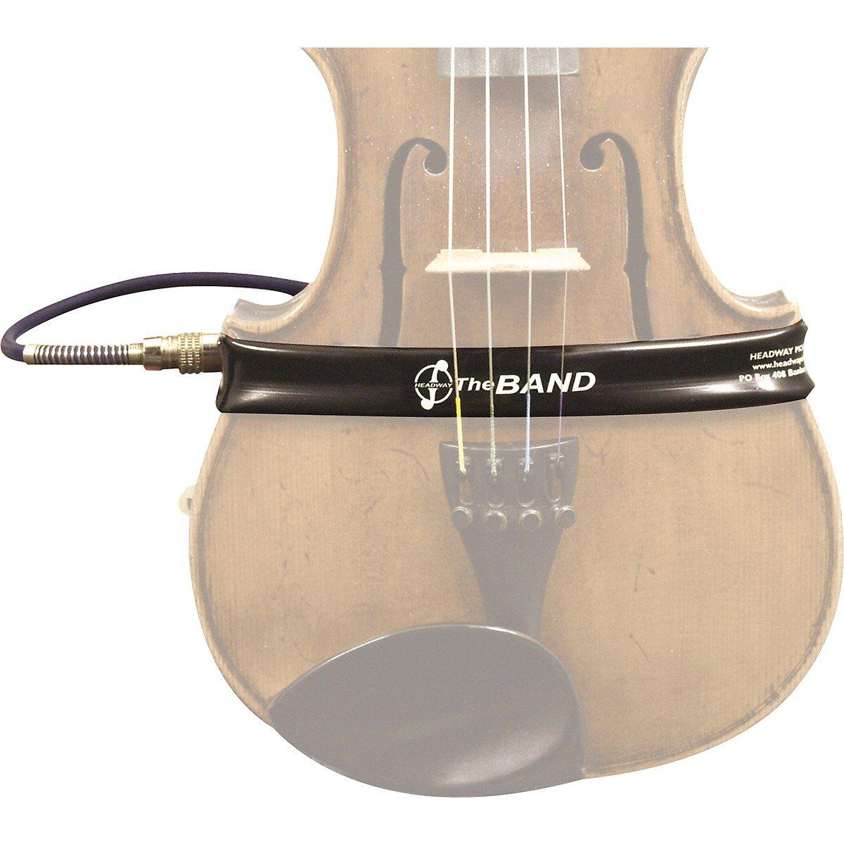 Headway Band Violin Pickup