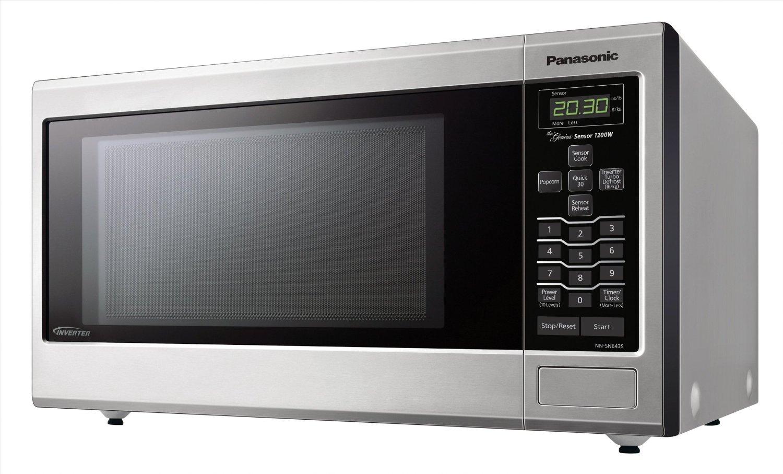 Galleon Panasonic Nn Sn643s Stainless 1200w 1 2 Cu Ft