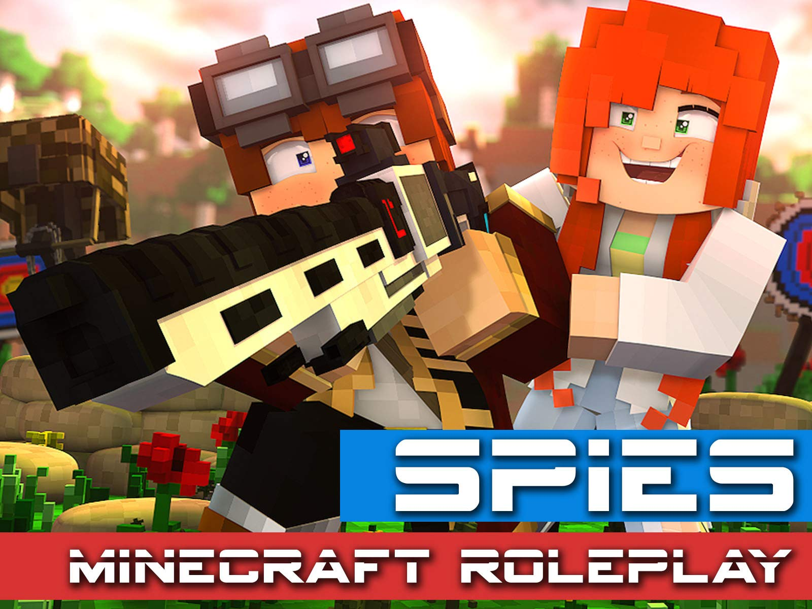 Spies (Minecraft Roleplay) on Amazon Prime Instant Video UK