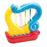 WEofferwhatYOUwant Portable First Harp Musical Instrument - Educational Toy for Children Learning and Entertainment