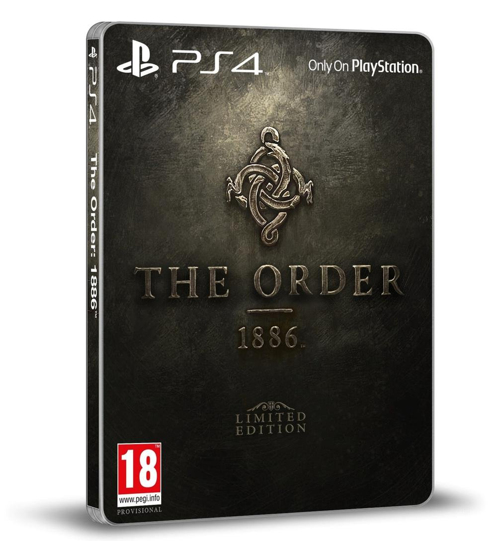 The Order - 1886 -  PS4  : - Edition limitée - | Ready at Dawn Studios. Programmeur