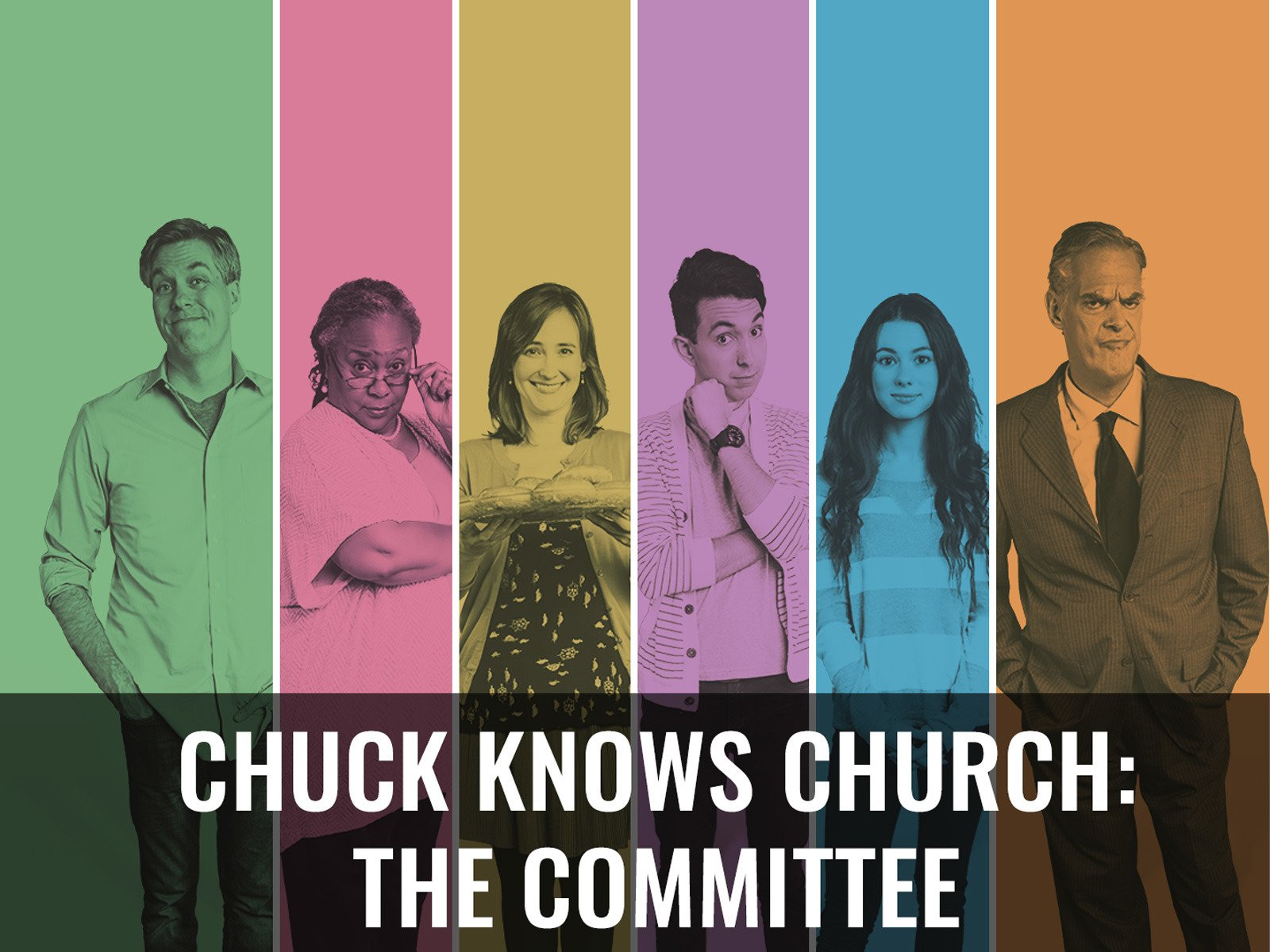 Chuck Knows Church: The Committee - Season 1