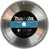 Makita A-93734 12-Inch 100 Tooth Micro Polished Mitersaw Blade (Color: Silver)