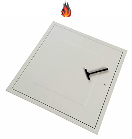 Manthorpe GL270F Fire Rated Loft Hatch Door 562cm x 562cm