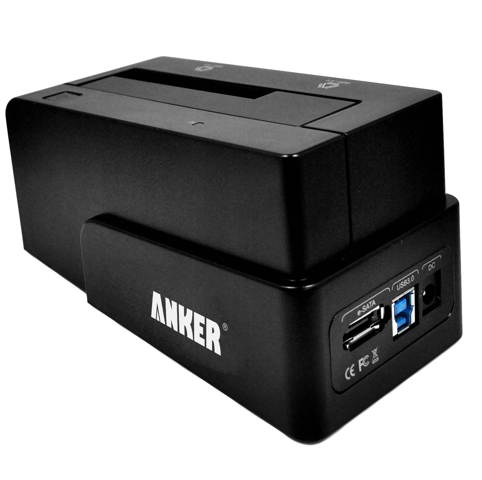 Anker® USB 3.0 & eSATA to SATA External Hard Drive Docking Station for 2.5 o... | eBay