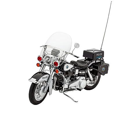 Revell - 07915 - Maquette de Moto Police US