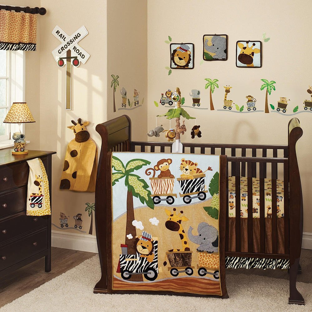 Safari Crib Bedding Babies R Us