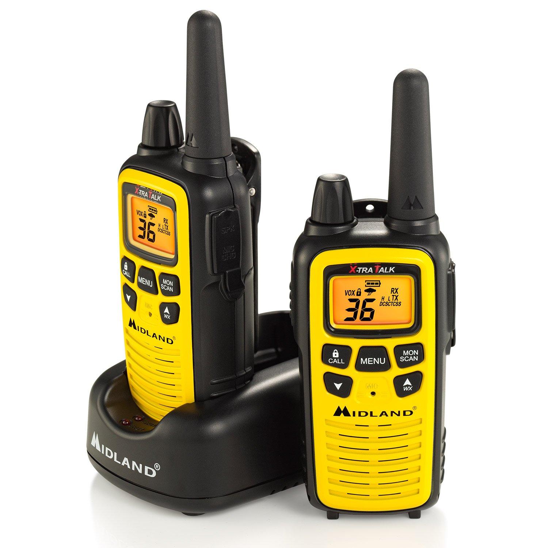 how to set up midland weather radio