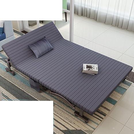 Cama siesta/cama supletoria de oficina de dos personas/cama simple de una siesta/cama fresca/cama de acompañante/sofá-N 90x190cm(35x75inch)