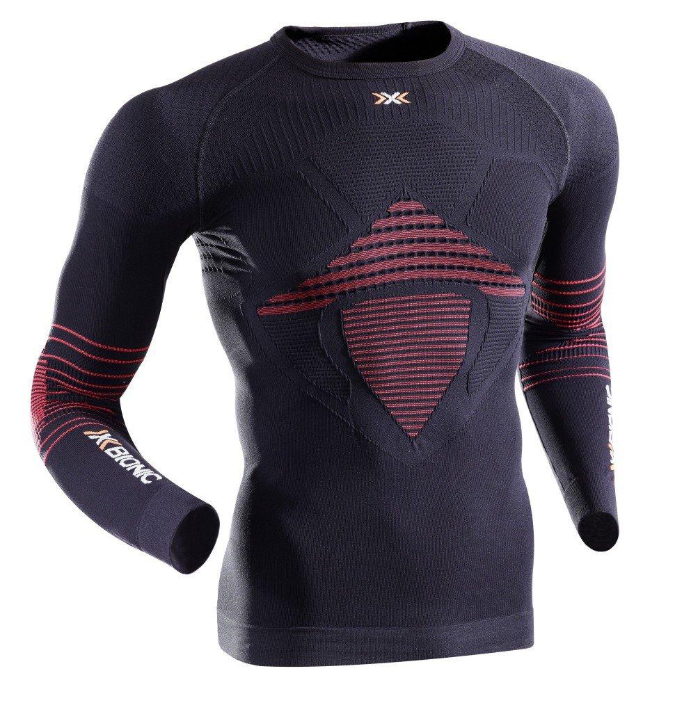 X-Bionic Erwachsene Funktionsbekleidung Man Energizer MK2 UW Shirt LG SL