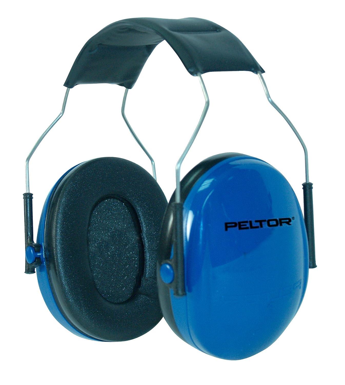 Best Earmuffs for the Firing Range 3M Peltor Junior Earmuff, Blue