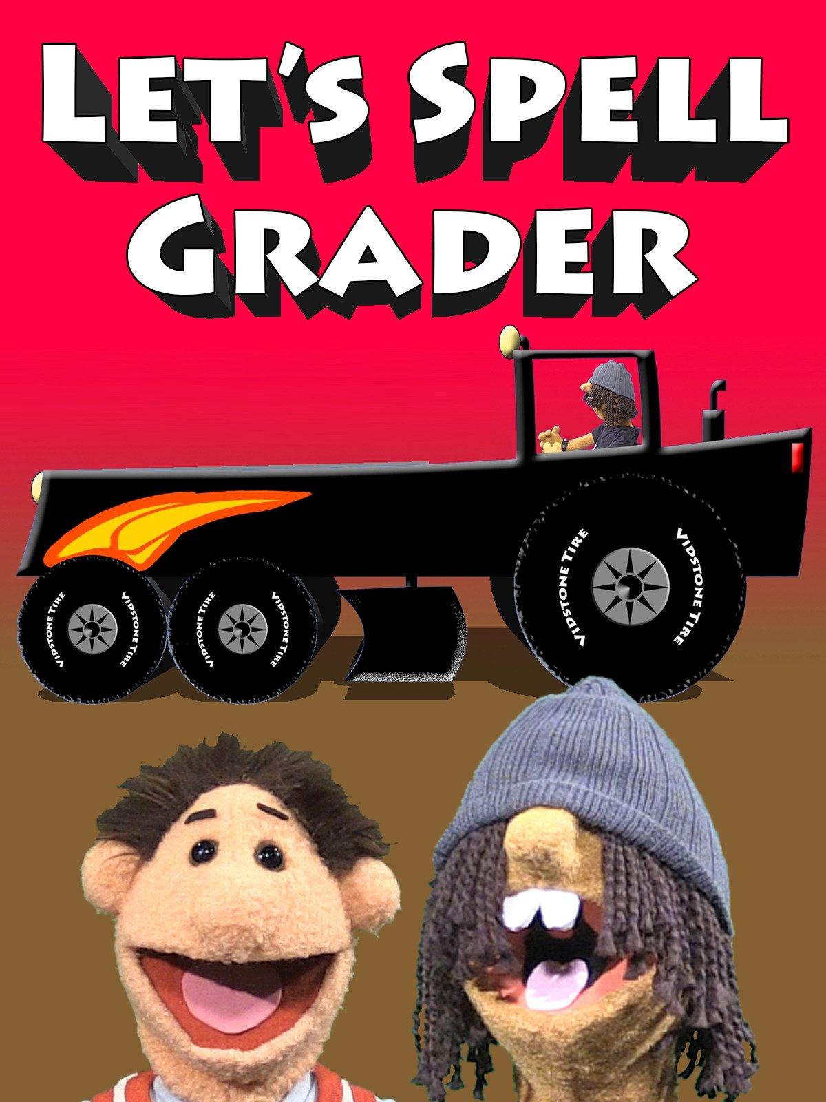 Let's Spell Grader