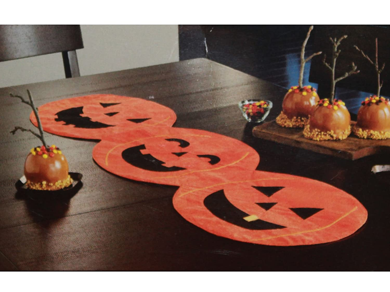 Pumpkin Table Runners