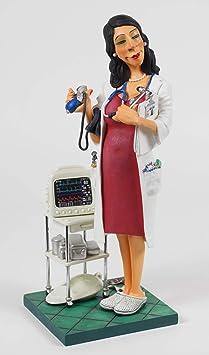 Guillermo Forchino Comic Art Madam-Édition Spéciale-Figurine-Médecin FO84006