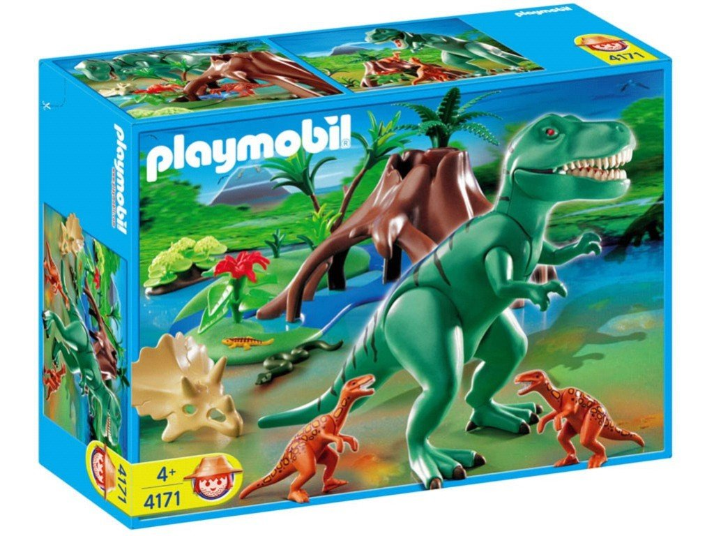 Playmobil dinos - Dinosaur playmobile ...