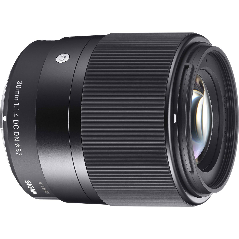 SIGMA 単焦点大口径標準レンズ Contemporary 30mm F1.4 DC DN マイクロフォーサーズ用 ミラーレス専用