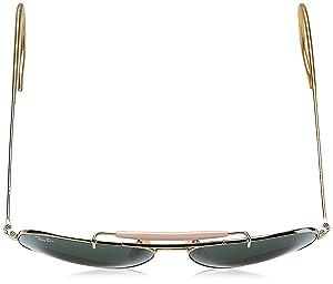 cab115957d2 Ray Ban Sunglasses RB3030 Outdoorsman L0216 Arista G-15XLT
