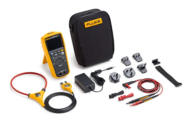 Fluke FLUKE-279FC I/B Thermal, Wireless Multimeter Kit with iFlex and Extra Battery