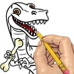 How to Draw: Dinosaurs Dinos